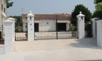 Cancello e recinzione